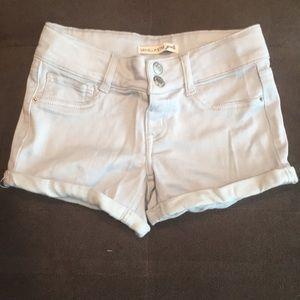 Girls jegging shorts